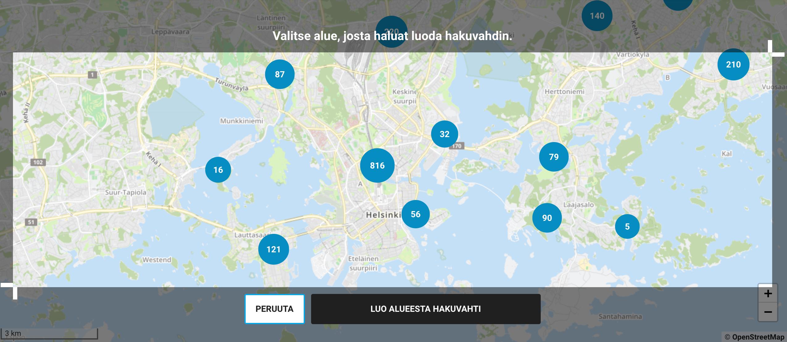 【实用攻略】01-梦溪-芬兰赫尔辛基大区购房分享—区域篇