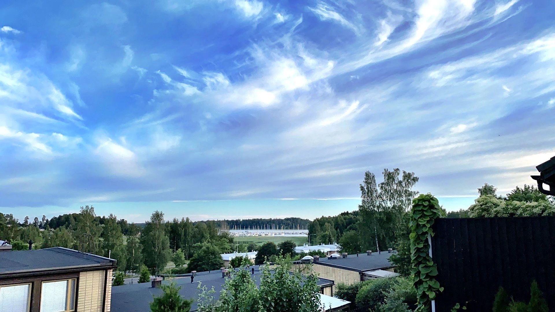 【照片墙】2021年7月-美丽的Lokka湖&登录芬兰一周年&皮皮顺利抵达芬兰!